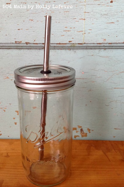 Mason Jar gift idea for teenage boys.