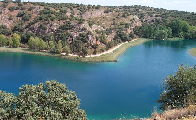 Ruidera: laguna Conceja