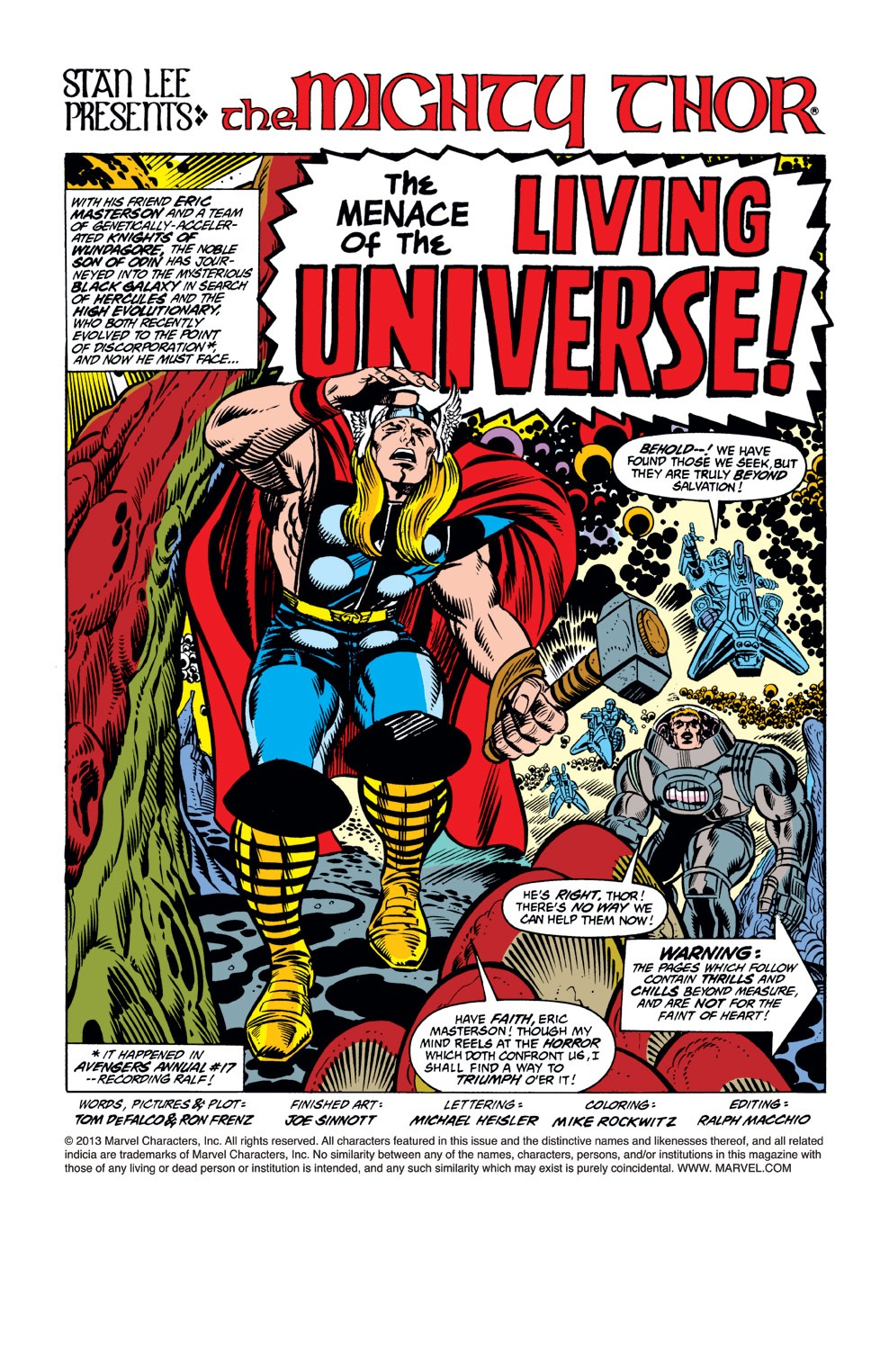 Thor (1966) 407 Page 2