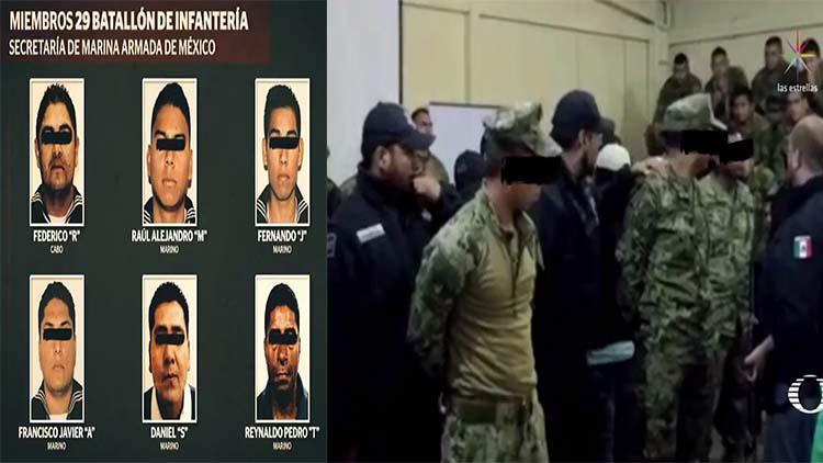 Video, Así es como marinos en patrulla oficial levantan a empresario para pedir rescate de 20 millones de pesos