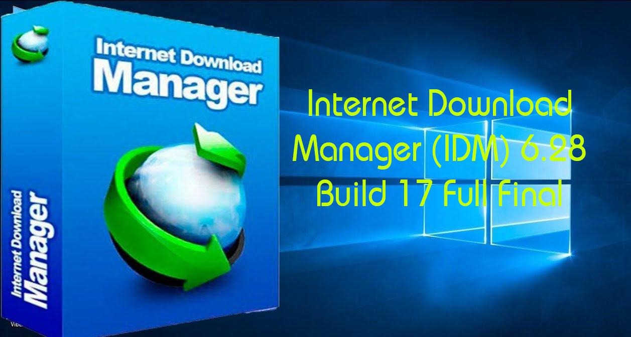 idm 6.28 avec crack gratuit pour windows 7