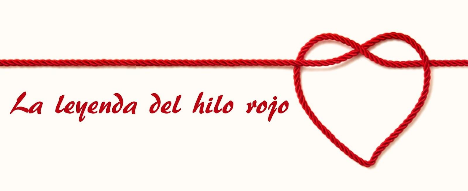 Madre Mia Del Amor Hermoso La Leyenda Del Hilo Rojo
