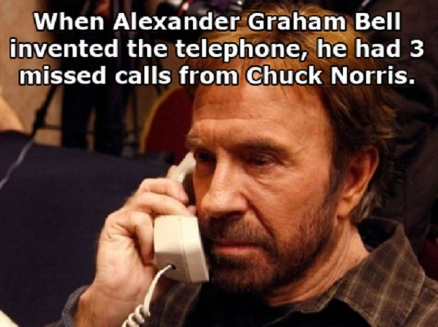 Chuck Norris Memes 14