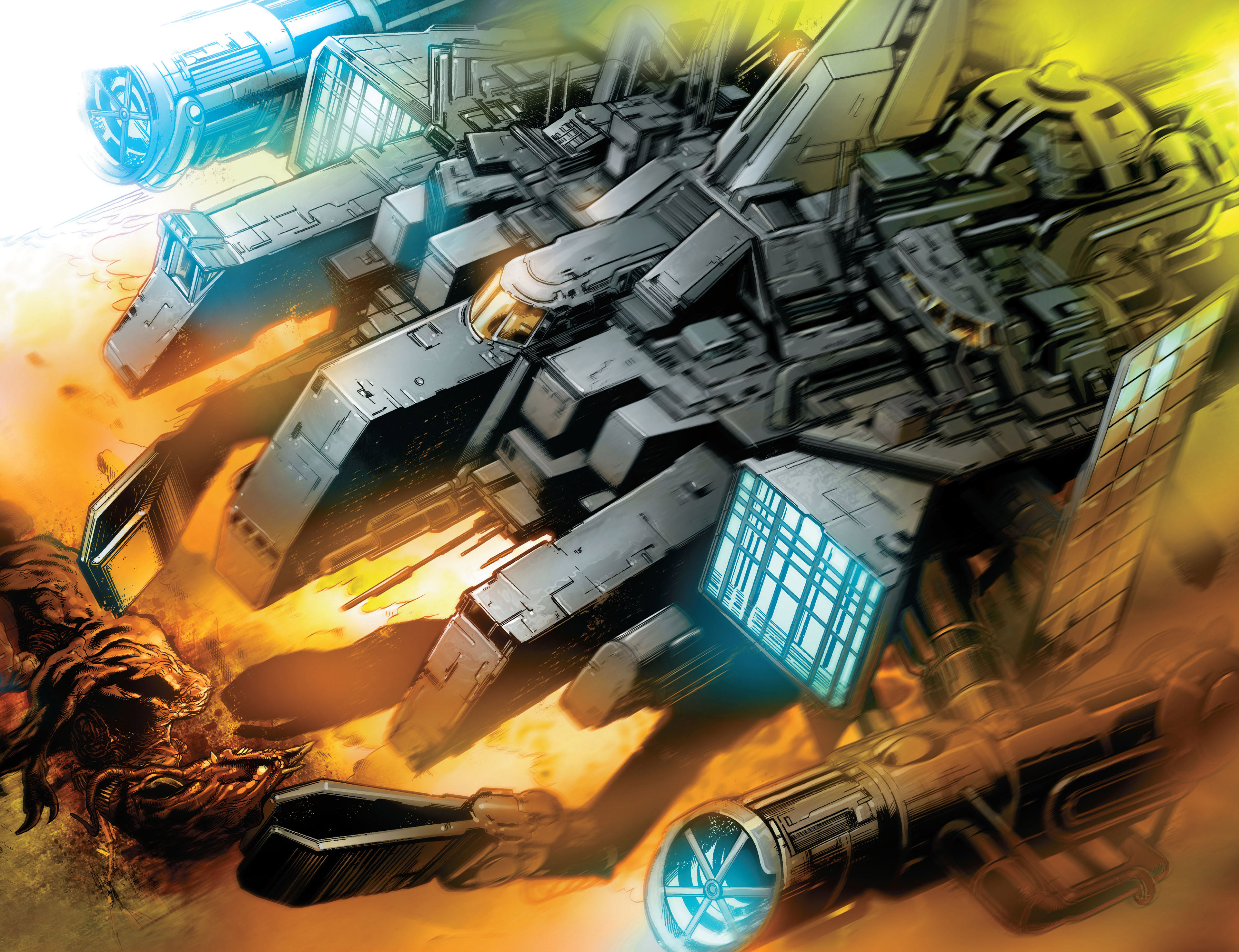 Read online Astonishing X-Men (2004) comic -  Issue #33 - 15