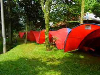 campas camping ground sentul