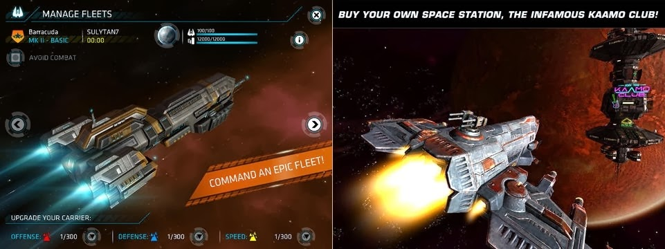 Galaxy on Fire™ - Alliances