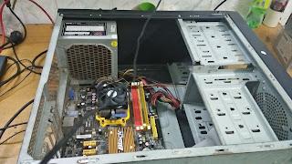 Sửa máy tính tận nhà tại Quy Nhơn