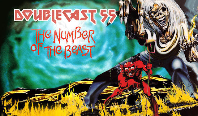 doublecast iron maiden the number of the beast