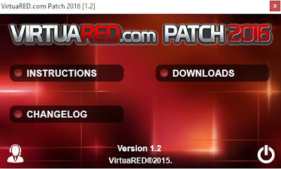 Patch PES 2016 Terbaru dari VirtuaRED.com V1.2
