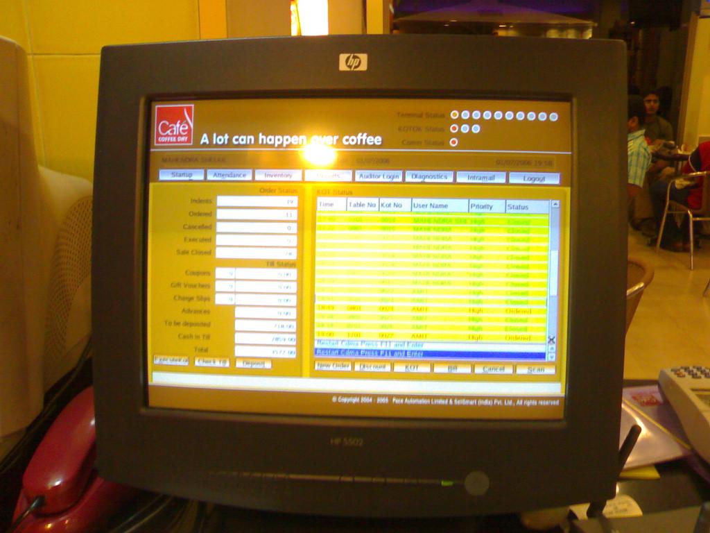 Billing System Based On RFID