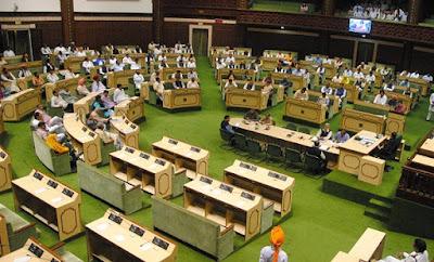Jaipur, Rajasthan, Rajasthan Vidhan Sabha, Rajasthah Assembly, Rajasthan Budget, CM Vasundhara Raje