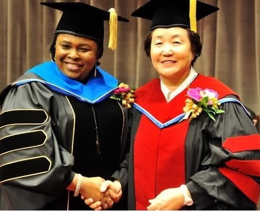 patience jonathan doctorate degree south korea