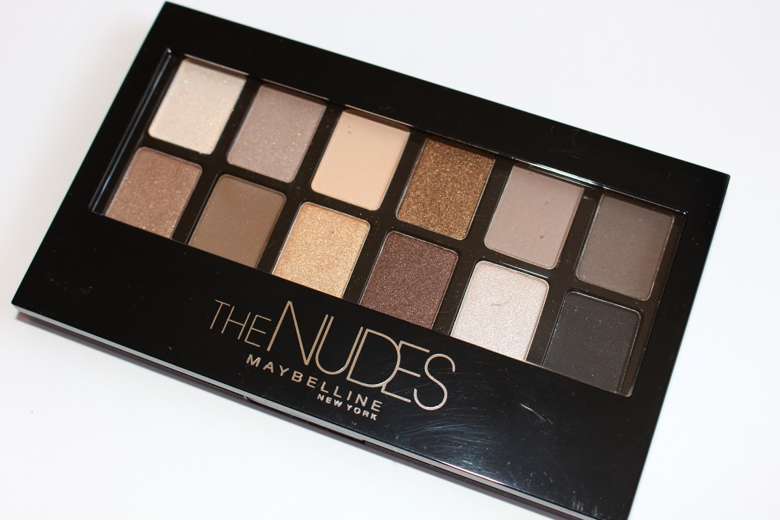 Maybelline The Nudes paletka - Blogerky.cz