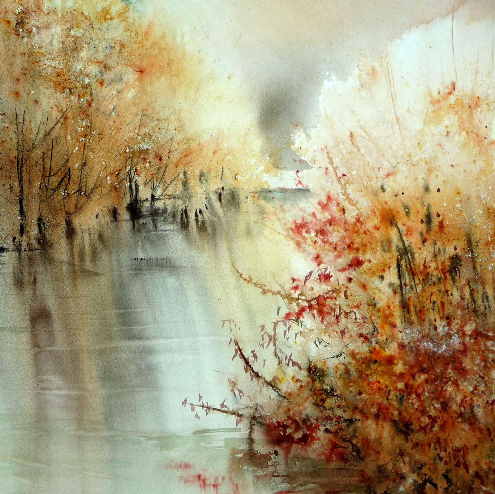 Daniel Smith Bellevue Art Store Events Poetic Landscapes