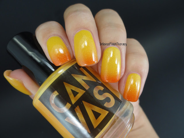 Canvas Lacquer - Tequila Sunrise