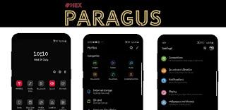 #Hex Plugin - Paragus UI