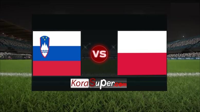 مشاهدة سلوفينيا ضد بولندا 06-09-2019