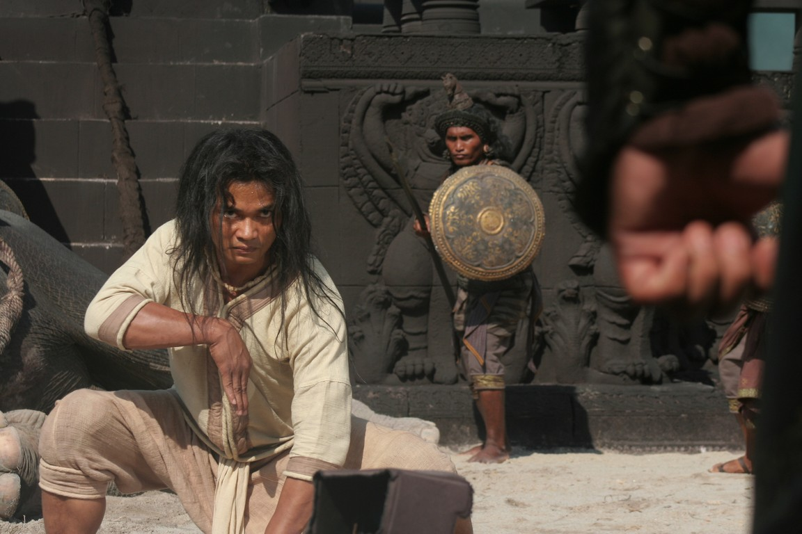 Starring Tony Jaa - Now Available on DVD and Blu-ray