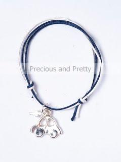 Car witness pins bracelet KL39