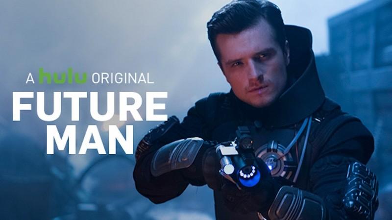 Future Man Hulu 2017