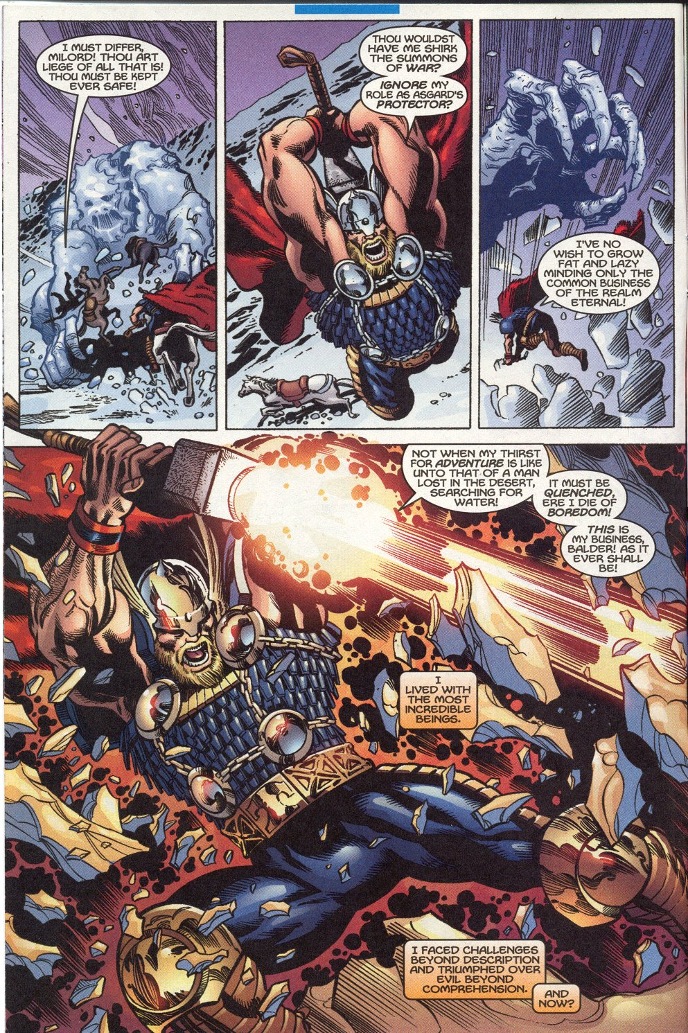 Thor (1998) Issue #47 #48 - English 4