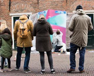 Succesvolle eerste editie Street Art Streets