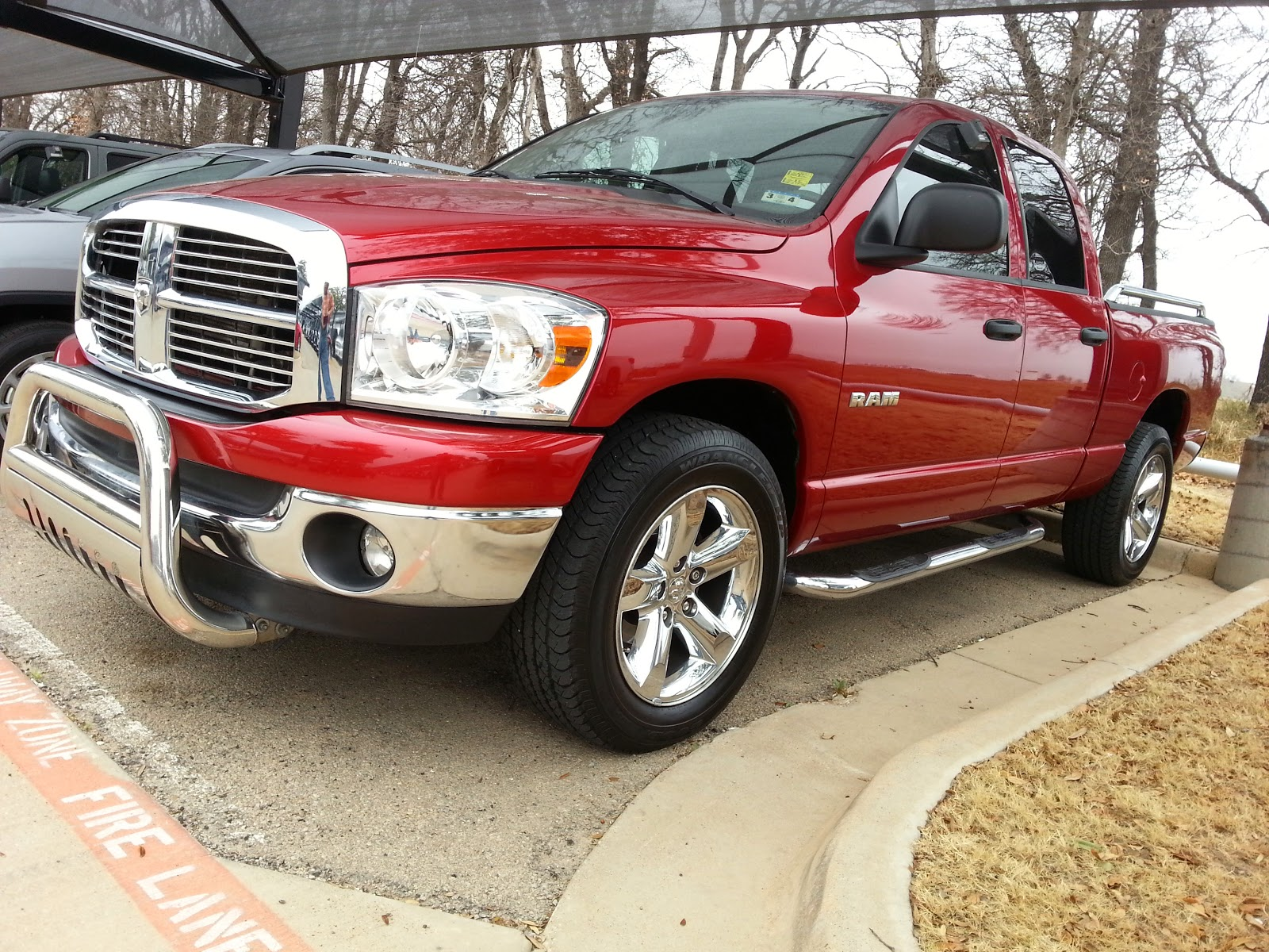 tdy sales 817 243 9840 for sale pre owned 2008 dodge ram 1500 red truck tdy sales new. Black Bedroom Furniture Sets. Home Design Ideas