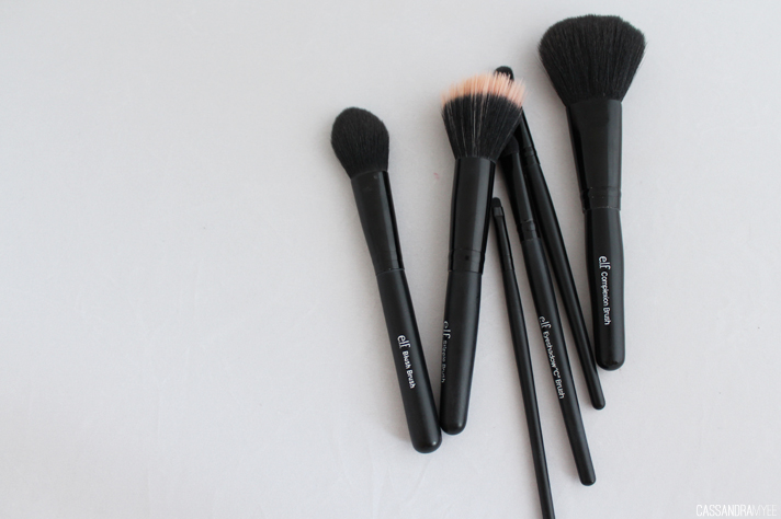 E.L.F. COSMETICS // Top 5 Must Haves - Studio Brushes - cassandramyee