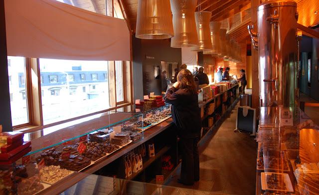 Como visitar o Museu do Chocolate em Bariloche