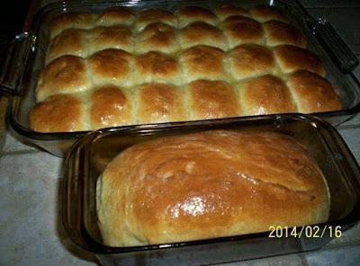 Homemade King Hawaiian Rolls and/or Loaf