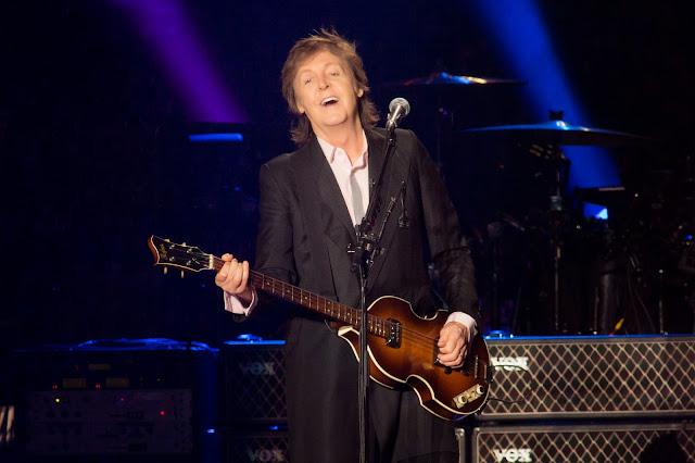 Com cobertura do blog, Paul McCartney encerra a Out There 2014
