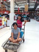 At the warehouse mart. March 27, 2011