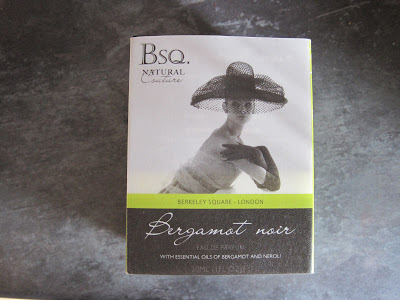 BSQ Natural Couture Bergamot Noir Fragrance