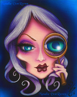 https://www.etsy.com/listing/273218486/original-painting-fantasy-lowbrow-woman