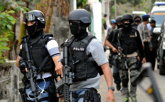 Densus 88 Tangkap Dua Teroris yang Incar Gedung DPR dan Mabes Polri