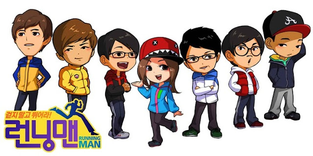 Running Man Episode 331 Subtitle Indonesia