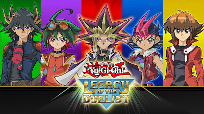 Yu Gi Oh Legacy Of The Duelist Free Download for PC