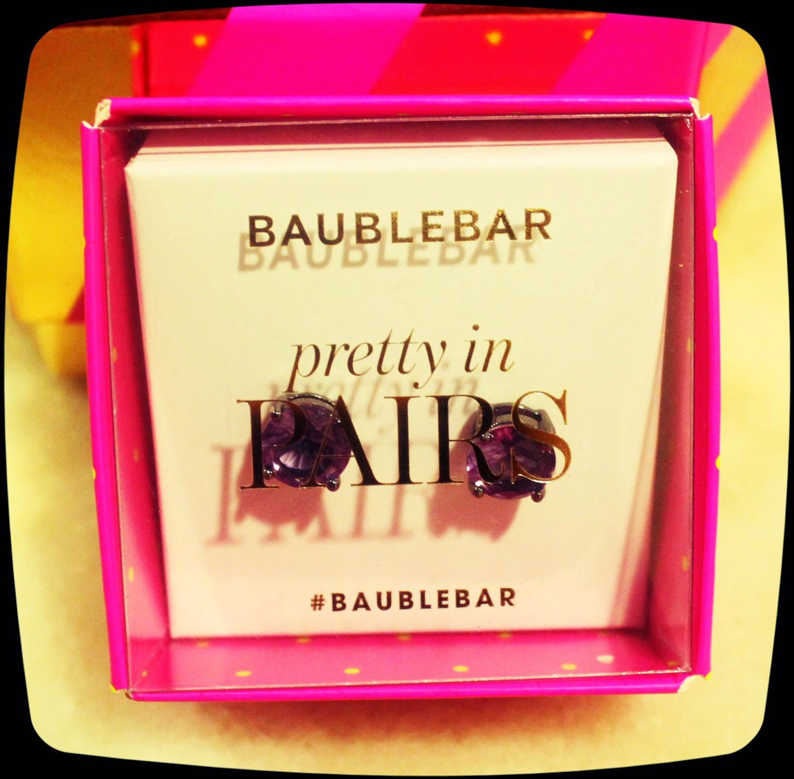 BaubleBar and Drugstore com haul | Life in technicolor