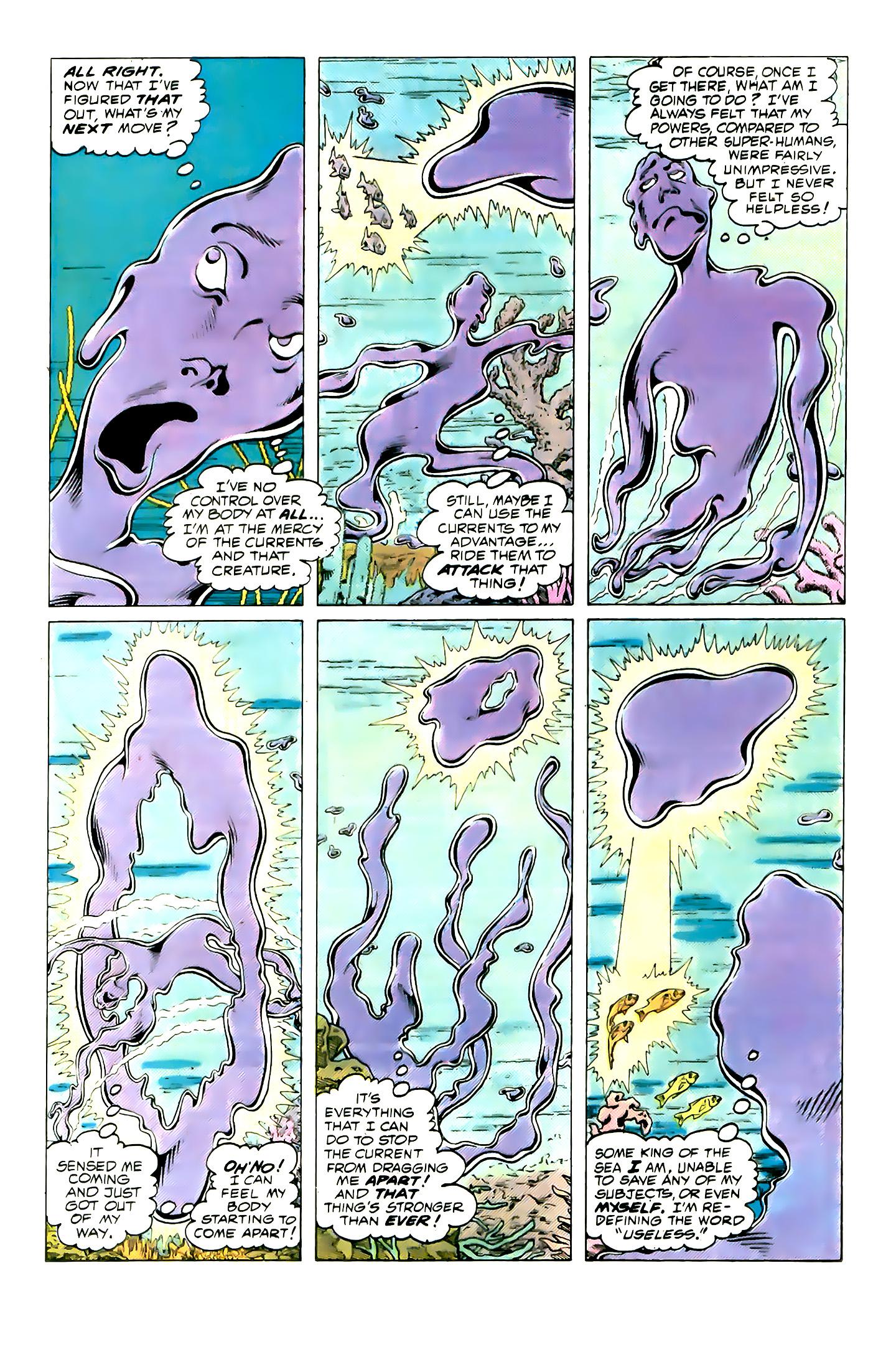 Read online Secret Origins (1986) comic -  Issue #32 - 11