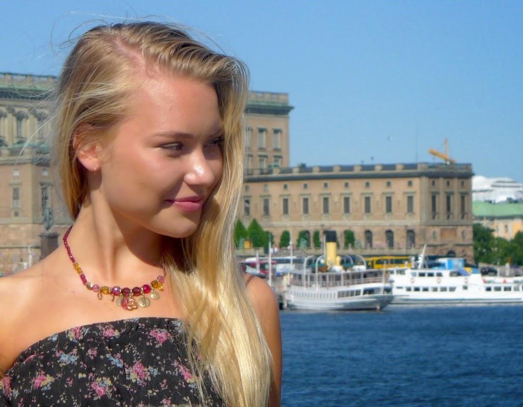 Hot swedish teen