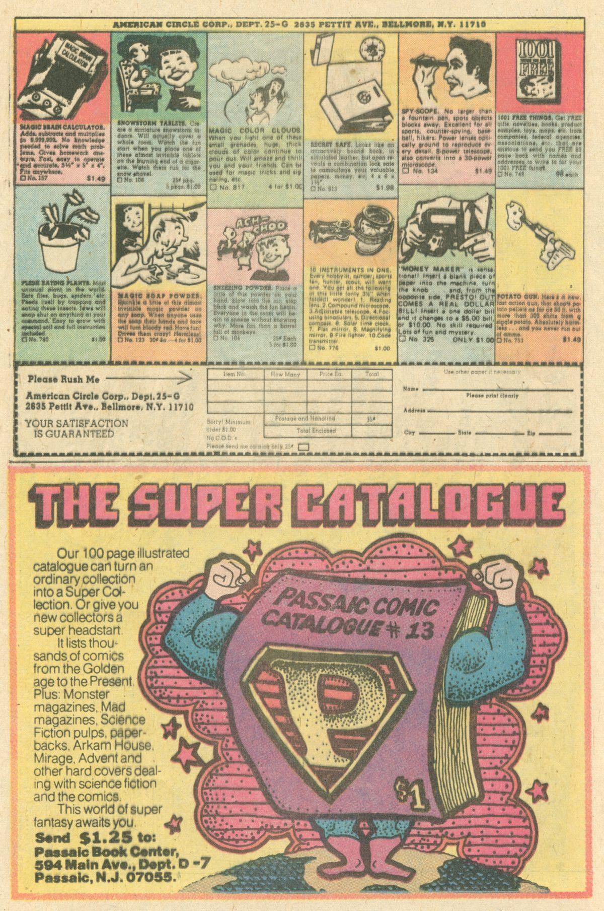 Read online World's Finest Comics comic -  Issue #231 - 20