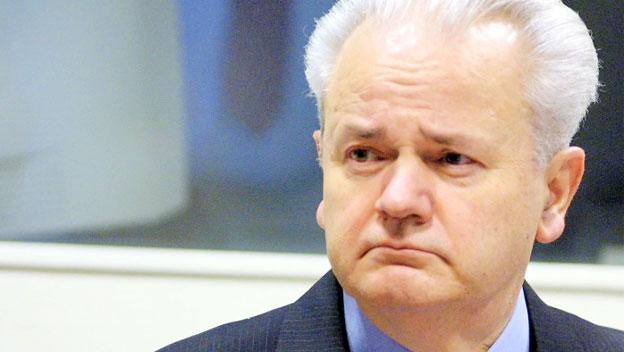 Slobodan Milosevic terlibah pembunuhan terhadap ribuan orang di bosnia