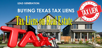 Tax Liens on Real Estate