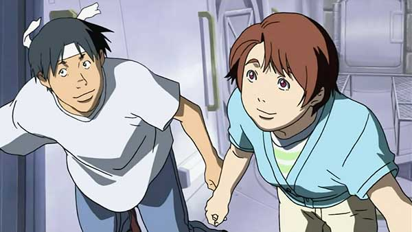 Review Planetes - Anime romantis