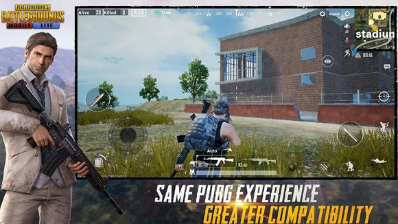 PlayerUnknown Battleground Mobile Lite Apk Mod Obb Data Android Terbaru