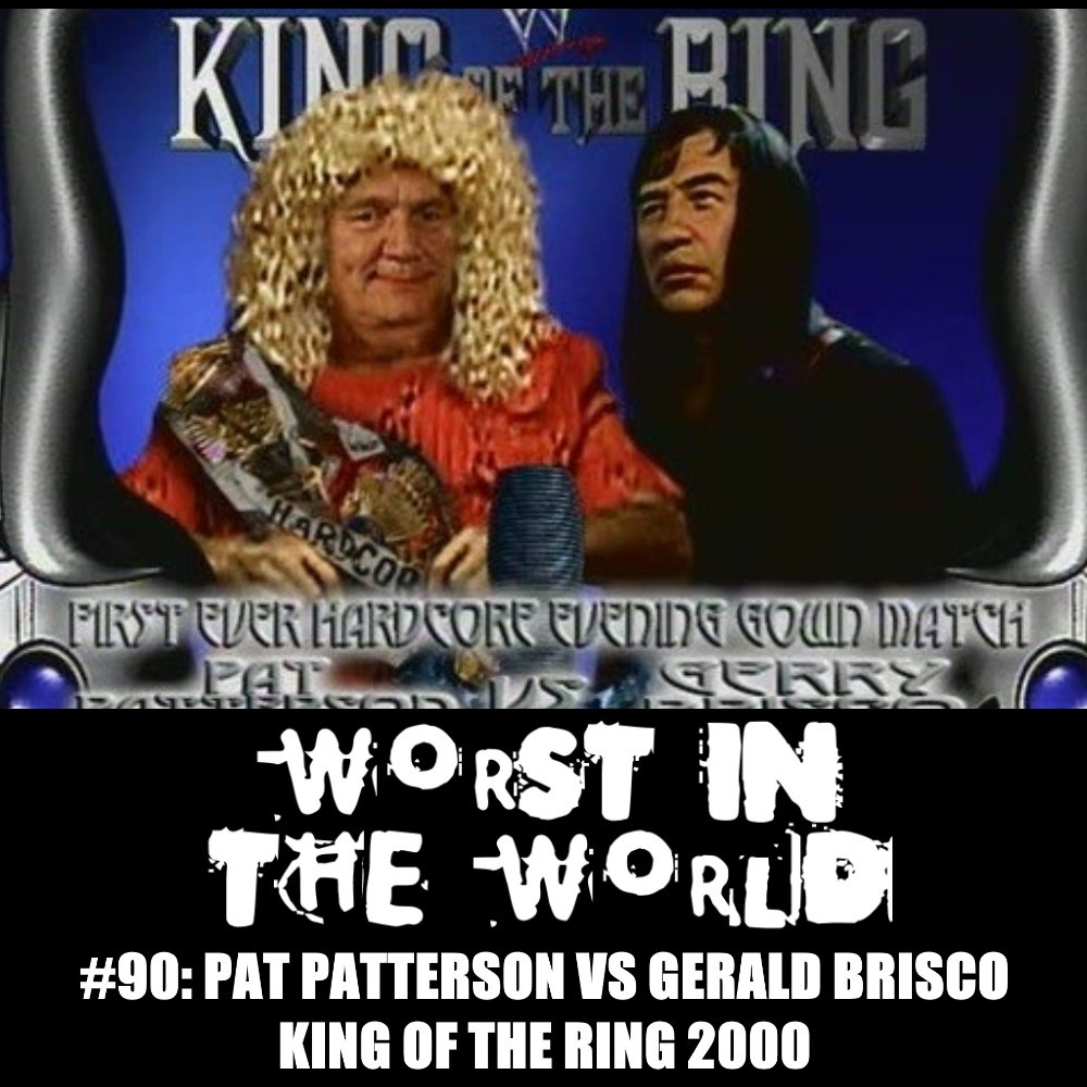 The Wrestling Section: Worst in the World: Pat Patterson vs Gerald ...