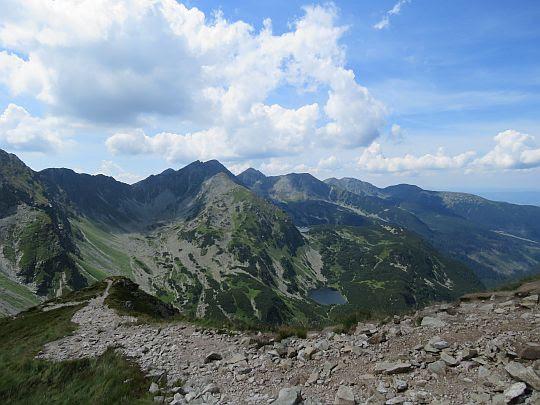 Dolina Rohacka z Wołowca.