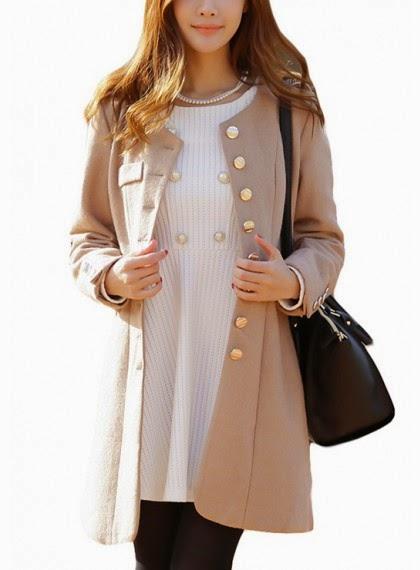 cappotto camel