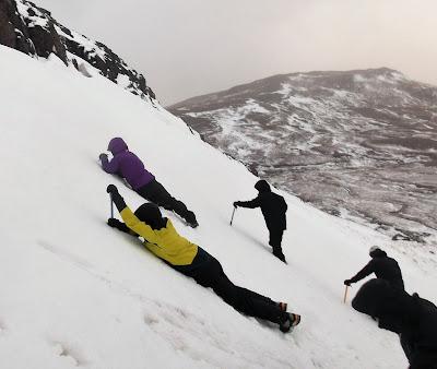 Glencoe winter skills
