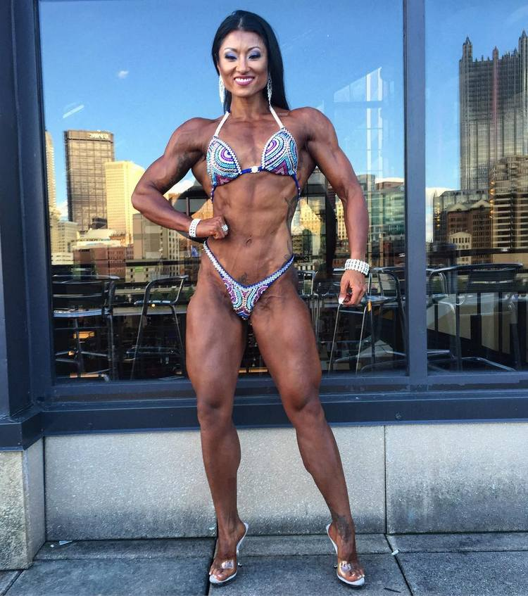 Kayla Dee Fitness Model